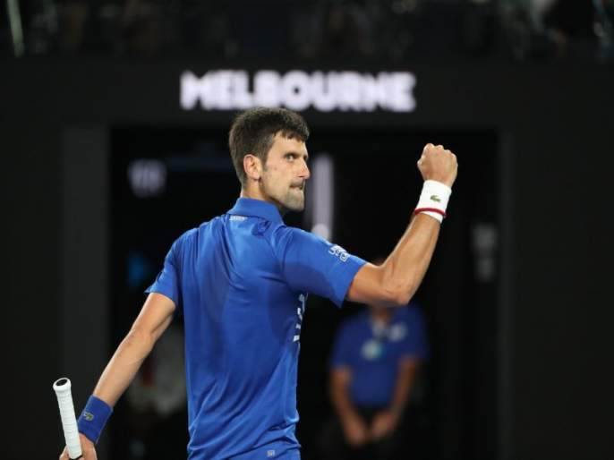 Aus Open: Novak Djokovic won the title of australian open beat Rafael Nadal | Aus Open : राफेल फेल, नदालला नमवत जोकोव्हिच ठरला जेता