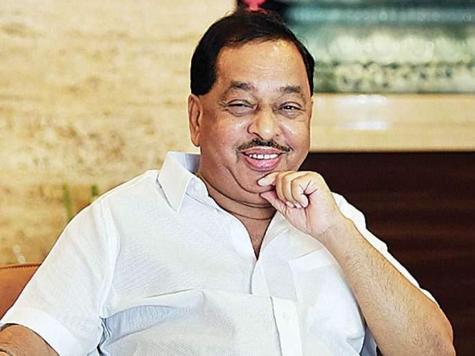 Maharashtra Government : Sudhir Mungantivar told of Narayan Rane clain, establishment of power is'nt true | Maharashtra Government : मुनगंटीवारांनी नारायण राणेंची हवाच काढली, सत्ता स्थापनेचा दावा म्हणजे...