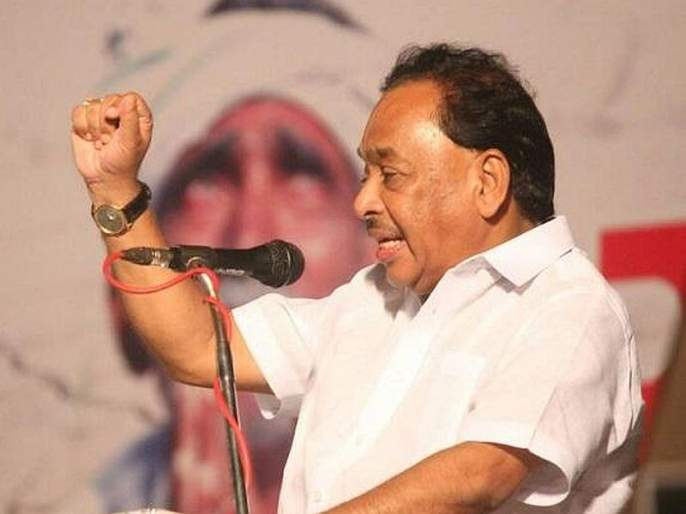 """This 'postponement government' will not tolerate injustice in terms of development"", Narayan rane critics on thakeray sarkar   'हे तर 'स्थगिती सरकार', विकासाच्या बाबतीत अन्याय सहन नाही करणार'"