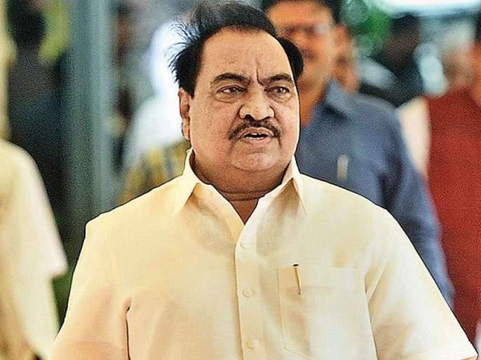 we dislike treat to Nathabhau from bjp, Eknath Khadse offers from Congress by balasaheb thorat | 'नाथाभाऊंची अवहेलना आवडली नाही', खडसेंना काँग्रेसकडून ऑफर