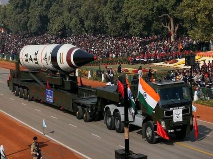 india pakistan and china raised nuclear weapons says sipri report | भारत, पाकिस्तान आणि चीनकडून अण्वस्त्रांच्या संख्येत वाढ