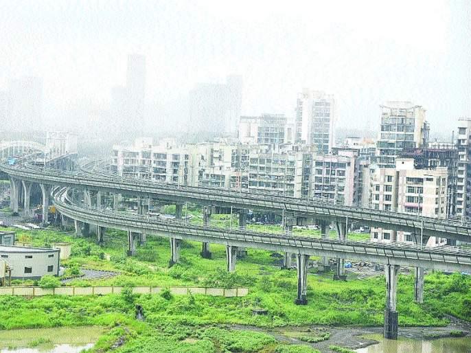 The wait is over, the Navi Mumbai Metro will run in the new year! | प्रतीक्षा संपली, नवीन वर्षात धावणार नवी मुंबई मेट्रो!