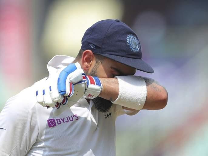 Virat Kohli has suffered a slip, allowing Steve Smith to move back to the No.1 spot on the ICC Test Rankings for batsmen svg | Big Breaking : विराट कोहलीनं कसोटीतील फलंदाजाचं अव्वल स्थान गमावलं; बुमराहलाही मोठा फटका
