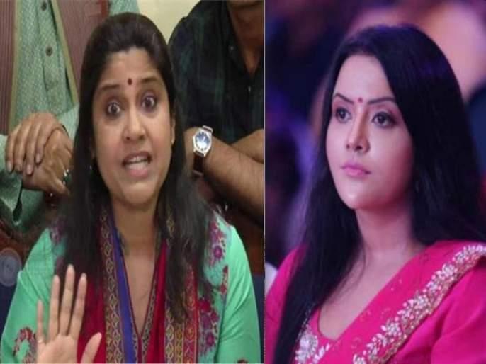 Actress Renuka Shahane has criticized Amruta Fadnavis | ...तर तुम्ही मुंबईबद्दल असं ट्विट केलं नसतं; रेणुका शहाणेंनी अमृता फडणवीसांचा घेतला समाचार