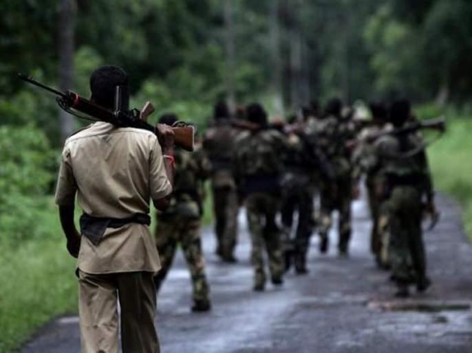 Leaders provide ammunition to the Maoists, severe charges by mother of gadchiroli death of the son of a martyr   नेते लोकच नक्षल्यांना दारूगोळा पुरवतात, शहीदपुत्राच्या मातेचा गंभीर आरोप