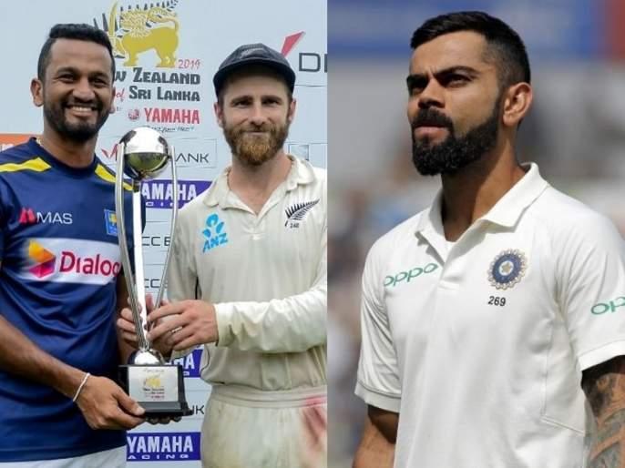 ICC World Test Championship: New Zealand increases Virat Kohli's tension; What is the reason?   ICC World Test Championship : न्यूझीलंडनं विराट कोहलीचं टेंशन वाढवलं; असं काय आहे कारण?