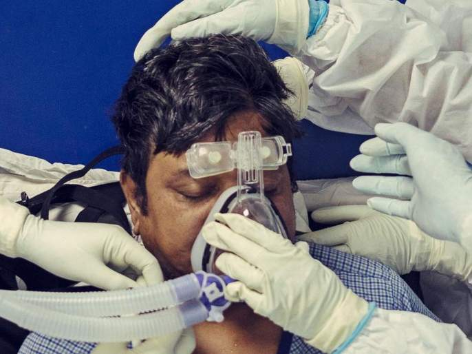 12 patients died due to lack of oxygen; Shocking incident in Madhya Pradesh | ऑक्सिजनअभावी12 रुग्णांचा मृत्यू;मध्य प्रदेशातील धक्कादायक घटना