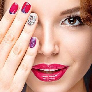 Bubble nail | बबल नेल