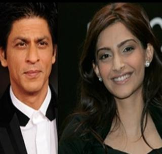 Do not think Shahrukh will work with me - Sonam Kapoor | शाहरुख माझ्यासोबत काम करेल असं वाटत नाही - सोनम कपूर