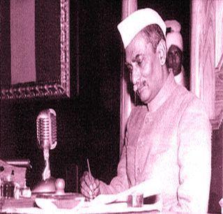 Dr. Rajendra Prasad taking half salary | डॉ. राजेंद्र प्रसाद घेत निम्मेच वेतन