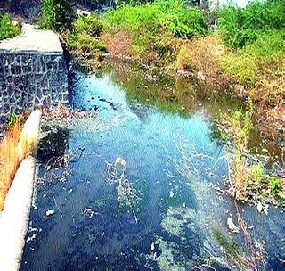 Lonar lake threatened with water! | लोणार सरोवराला दूषित पाण्याचा धोका!