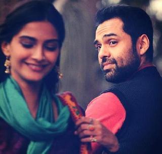 Sonam got to reply to Abhay Deol | अभय देओलला प्रत्युत्तर देणं सोनमला पडलं महागात
