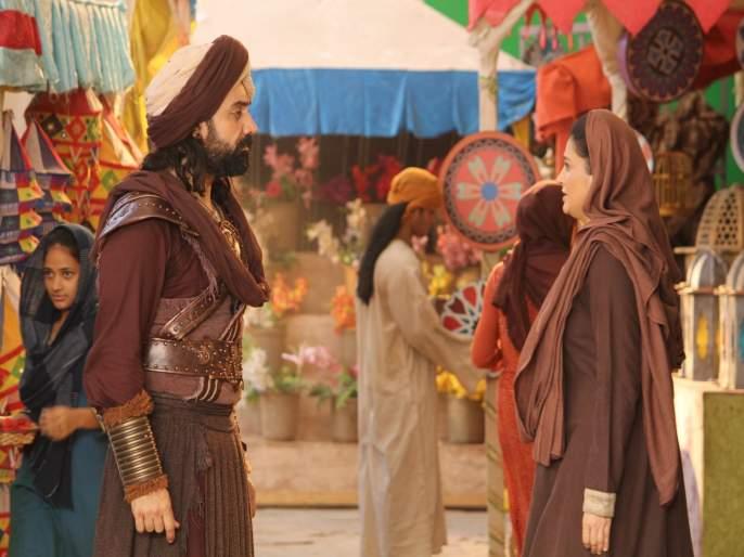 Omar and Ammi come face to face on Sony SAB's Aladdin: Naam Toh Suna Hoga   'अलाद्दीन नाम तो सुना होगा'मध्ये ओमर आणि अम्मी आले एकमेकांसमोर