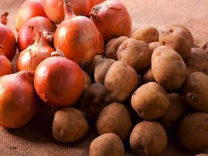 Potato onions for drunk in Thane- Theft of potatoes | ठाण्यात नशेसाठी चक्क कांदे- बटाट्यांची चोरी