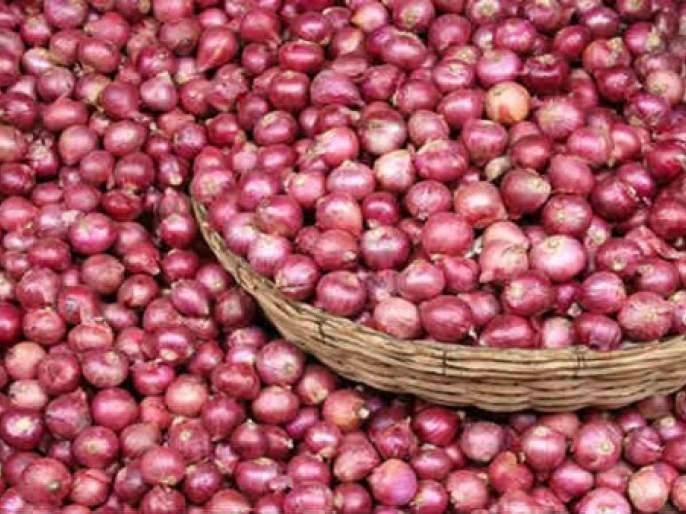The price of onion in Vinchur sub-market is five and a half thousand | विंचूर उपबाजारात कांद्याला साडेपाच हजाराचा भाव