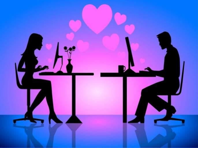 Looking for love on social media remember these 8 things | सोशल मीडिया प्रेम शोधणारे लोक नेहमीच करतात या चुका!