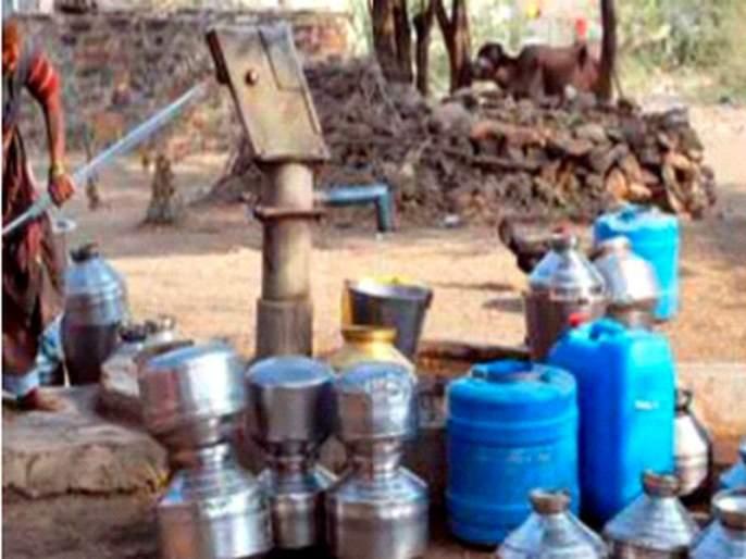 Sanction for 507 bore wells in the district | जिल्ह्यात 507 विंधन विहिरींना मंजुरी