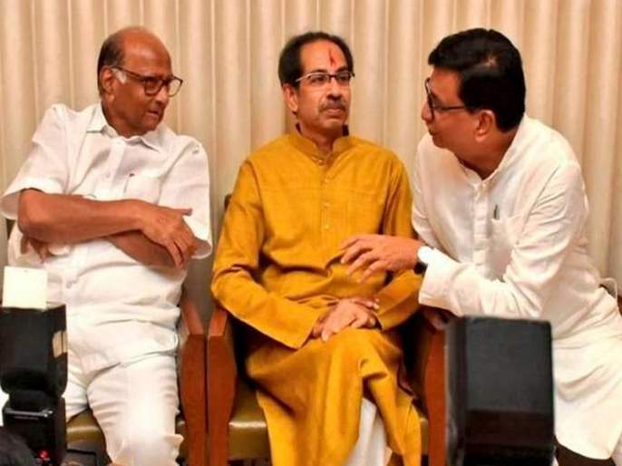 The minister and some MLAs in the government are angry, but the government will still survive; said Sanjay Raut | सरकारमध्ये मंत्री अन् काही आमदारांची नाराजी आहे, मात्र तरीही सरकार टिकेल- संजय राऊत