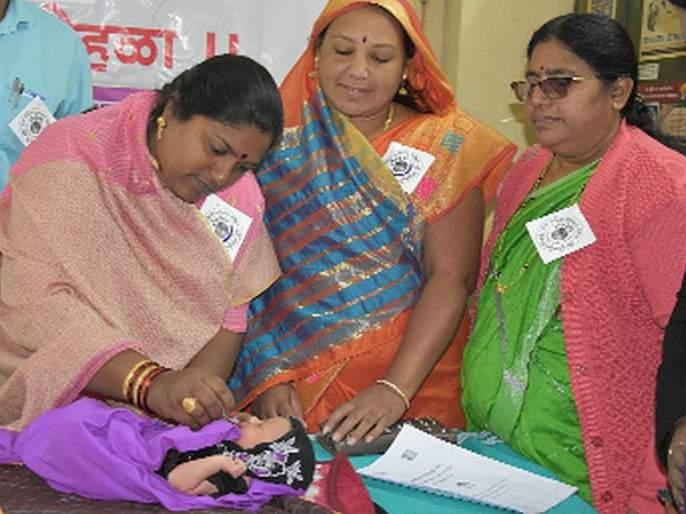 Vaccines given to 4,000 children | ५३ हजार बालकांना दिली लस