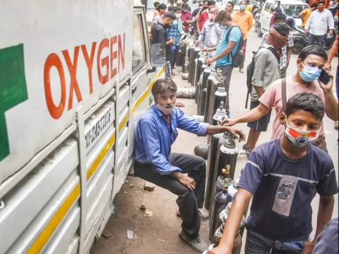 delhi high court slams centre govt over oxygen shortage in delhi   Oxygen Shortage: तुम्ही डोळेझाक करू शकता, आम्ही नाही; दिल्ली हायकोर्टाचे केंद्रावर ताशेरे