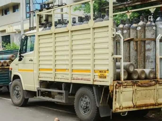 Beware, oxygen-carrying vehicle got status ofambulance; New rules apply in the state | खबरदार,ऑक्सिजन वाहून नेणाऱ्या वाहनास रस्ता दिला नाही तर;राज्यात नवानियम लागू