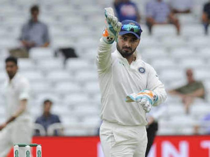 IND vs AUS 1st Test: Rishabh Pant on the way of Dhoni, pant has given special advice to Ashwin   IND vs AUS 1st Test : रिषभ पंत धोनीच्या मार्गावर, अश्विनला दिला हा खास सल्ला