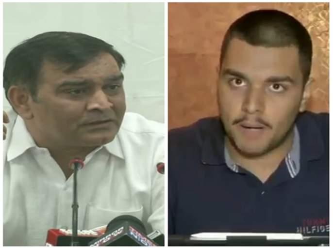 lok sabha election 2019 Twist on child claims aap candidate | तिकीटासाठी 'आप'ने पैसे घेतल्याच्या आरोपांत ट्विस्ट; उमेदवारने फेटाळला मुलाचा दावा