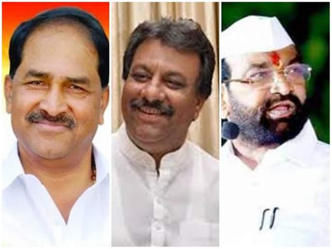 leaders who cut back ropes to enter BJP in trouble   भाजप प्रवेश लांबल्याने परतीचे दोर कापणाऱ्या नेत्यांना धाकधूक !