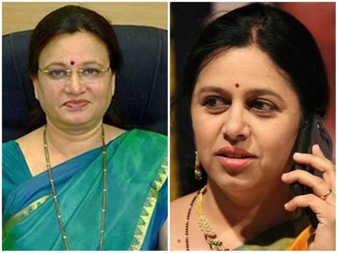 Medha Kulkarni-Mukta Tilak competitor for BJP candidate in Pune? | पुण्यात भाजपच्या उमेदवारीसाठी मेधा कुलकर्णी-मुक्ता टिळक यांच्यात चुरस ?