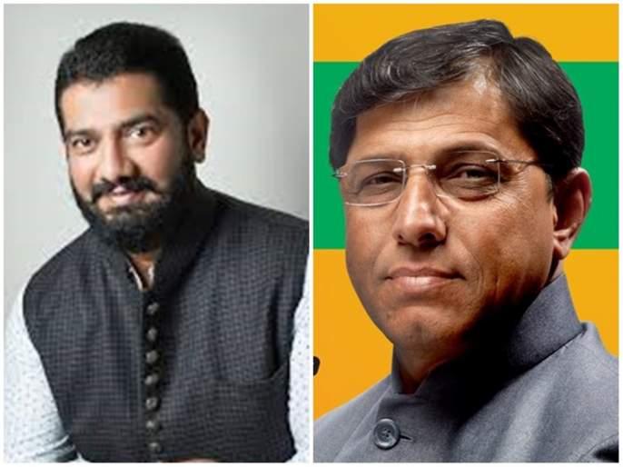 Vidhan Sabha 2019 : NCP move to push Shivinder Singh In satara | Vidhan Sabha 2019 : शिवेंद्रसिंहराजेंना धक्का देण्यासाठी राष्ट्रवादीची तिरकी चाल !