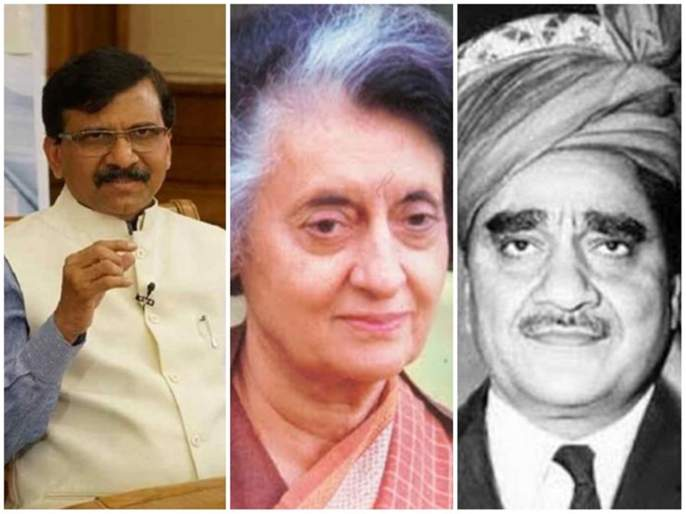 Not only Indira Gandhi, but also Karim Lala to meet Rajiv Gandhi, Sharad Pawar, Bal Thackeray | इंदिरा गांधीच नव्हे तर करीम लालाची भेट राजीव गांधी, शरद पवार, बाळासाहेब ठाकरेही घ्यायचे