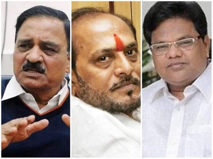 Extension of Cabinet: Thackeray ignored to Kadam, Sawant, raote | मंत्रीमंडळ विस्तार : उद्धव ठाकरेंचा रावते, कदम, सावंतांना डच्चू