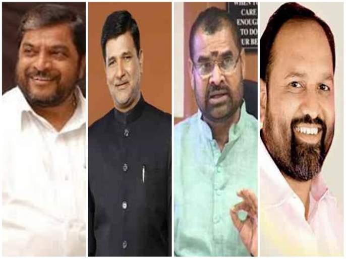Discussion about power between major parties small parties ignored ! | युती-आघाडीकडून घटकपक्ष दुर्लक्षीत; सत्तास्थापनेत प्रमुख पक्षांमध्येच चर्चा !