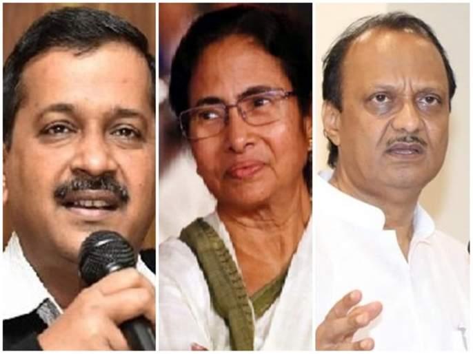 West Bengal will also receive free electricity; Ajit Pawar Negative in Maharashtra | पश्चिम बंगालमध्येही मिळणार मोफत वीज; महाराष्ट्रात अजित पवार नकारात्मक