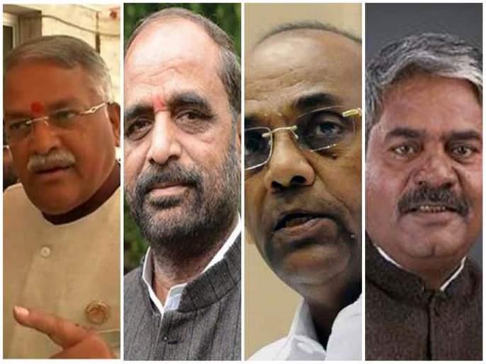 Well, Ahir, Git, Padravara, were in the race for the mantra! | खैरे, अहिर, गिते, आढळराव, अडसूळ होते मंत्रीपदाच्या शर्यतीत !