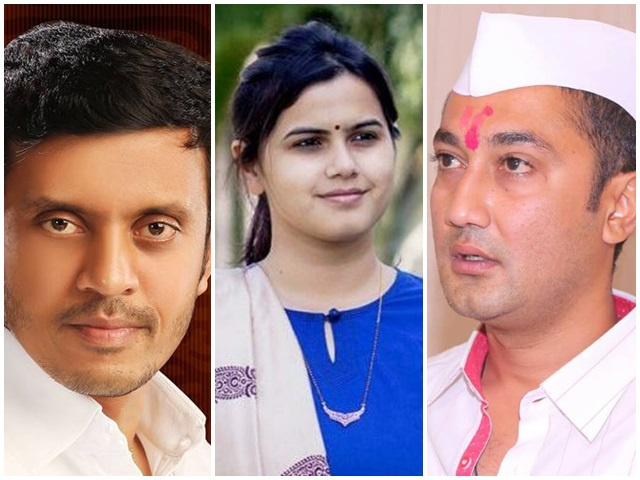 NCP gives opportunity to Youth for vidhan sabha | घराणेशाहीला सांभाळूनच राष्ट्रवादीची तरुणांना संधी !