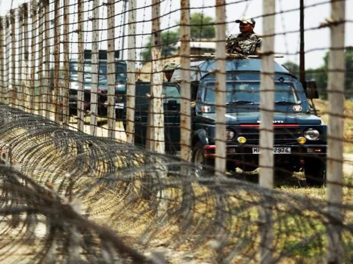 smart border fencing along with indias international border to stop pakistan | भारतीय सीमांचे रक्षण करणार अदृष्य भिंत