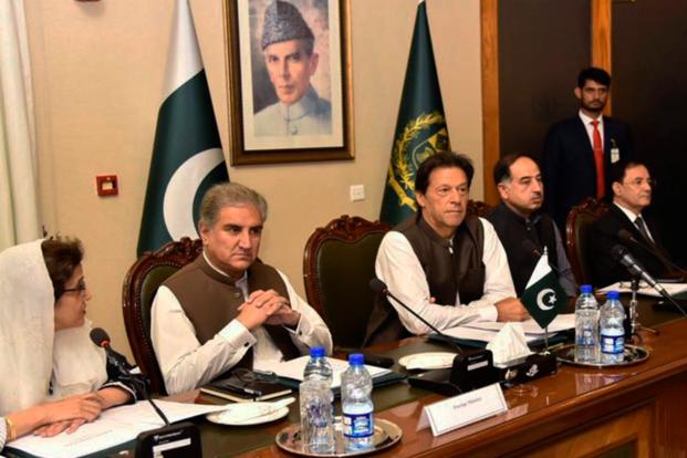 Pakistan Government hold High-level meeting on Kashmir Issue | सैरभैर पाकिस्तानकडून काश्मीरबाबत होणार मोठा निर्णय; पाकमध्ये उच्चस्तरीय बैठक सुरु