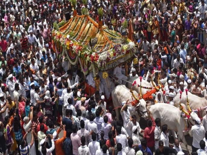 Palkhi festivals will be welcome by pimpri chinchwad corporation | पिंपरी पालिकेतर्फे पालखी सोहळ्याचे होणार स्वागत : चौफेर टीकेनंतर घूमजाव