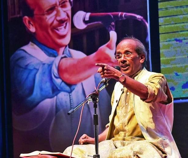 Creation Literature Conference Inauguration by Bhimarao Panchale | भीमराव पांचाळे सृजन साहित्य संमेलनाचे उद्घाटक
