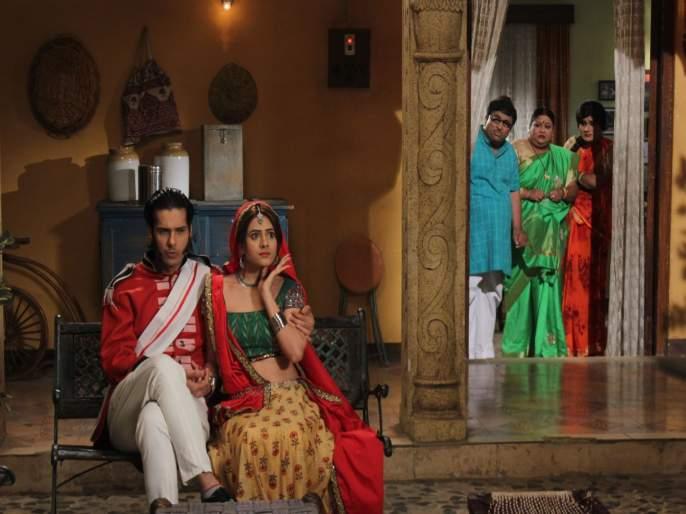 Elaichi and Pancham Reincarnate as Reshma and Lord Pancho in Sony SAB's Jijaji Chhat Per Hain | 'जिजाजी छत पर हैं' मध्ये इलायची आणि पंचम यांचे पुनर्मिलन