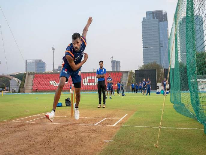 IPL 2019: Good news for Mumbai Indians; Hardik Pandya fit before IPL | IPL 2019 : मुंबई इंडियन्ससाठी खूशखबर; हार्दिक पांड्या तंदुरुस्त