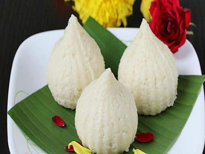 Ganesh festival 2019 how to make Paneer modak at home or testy recipe of modak | Ganesh Utsav Special Recipe : हटके पनीर मोदक; खायला मस्त झटपट होतात फस्त!
