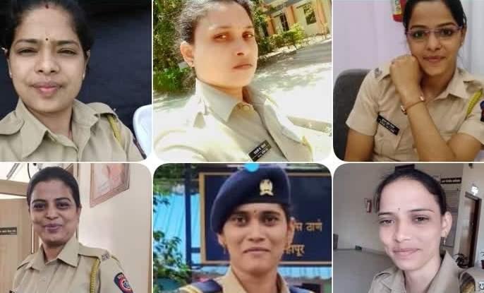 Six sisters from the Bhosle family are in the police force, on duty at different places   भोसले कुटूंबातील सहाही बहिणी पोलीस दलात, वेगवेगळ्या ठिकाणी कर्तव्यास सज्ज
