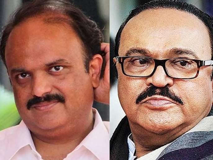 Vidhan Sabha 2019 : Pankaj Bhujbal will be hat-trick in nandgaon constituency? | उमेदवारी धोक्यात; भुजबळ पुत्राचीहॅट्ट्रिक साधणार की हुकवणार?
