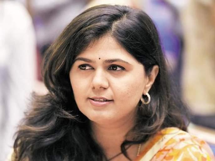 Sanjay Kakade's statement about Pankaja Munde personal; Madhuri Misal   संजय काकडे यांचे पंकजा मुंडेंबद्दलचे वक्तव्य वैयक्तिक ; भाजपने हात झटकले