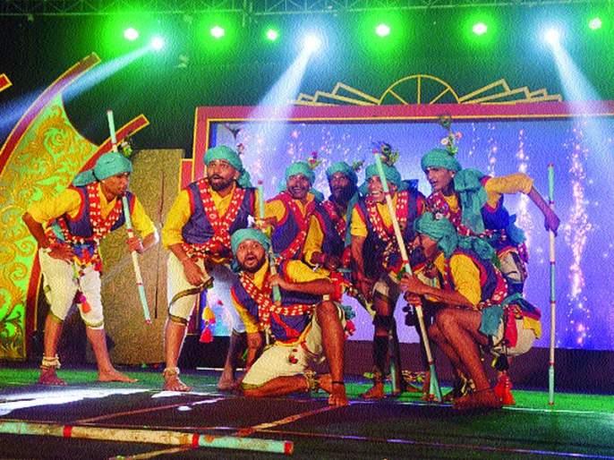 Various dance forms of the Panvel Festival | पनवेल फेस्टिव्हलमध्ये विविध नृत्यांचा कलाविष्कार