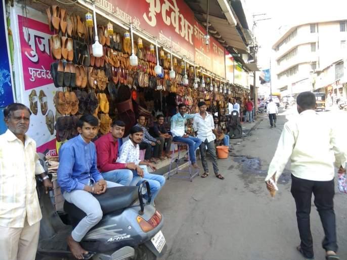After the Ayodhya Result: Kolhapur has set up a rally, a daily routine of the city. | Ayodhya Verdict : कोल्हापूरने उभारली सामंजस्याची गुढी, शहरातील दैनंदिन व्यवहार नियमित