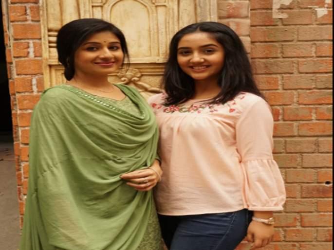 Ashnoor and Paridhi from Patiala Babes are diet partners | पटियाला बेब्स फेम परिधी शर्मा देतेय अशनूर कौरला या गोष्टींबद्दल सल्ला