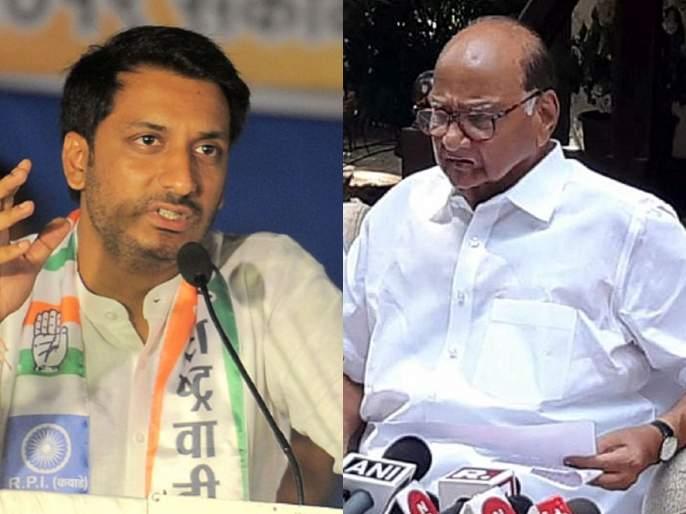 ncp leader parth pawar likely to contest by election from pandharpur mangalvedha assembly constituency   पार्थ पवारांना आमदारकीसाठी उमेदवारी मिळण्याची शक्यता; शरद पवार 'त्या' पत्राची दखल घेणार?